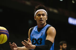 FIBA 3x3 World Tour Final Tokyo 2014, 11-12 October.