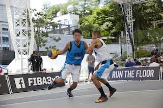 4 Sho Hasegawa (JPN) - Pool 1 A 2: Delhi 3BL vs. Okayama