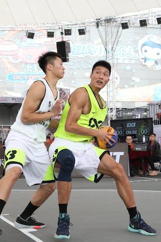 5 Yanru Tao (CHN)