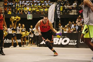 #5 Majstorovic Dejan, Team Novi Sad, FIBA 3x3 World Tour Final Tokyo 2014, 11-12 October.