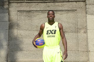 Emmanuel Little. Team Chicago. 2014 World Tour Chicago.