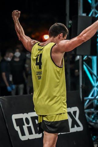 4 Stefan Stojacic (SRB)