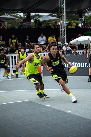 #5 Seijas Edward, Team Guaira, FIBA 3x3 World Tour Rio de Janeiro 2014, 27-28 September.
