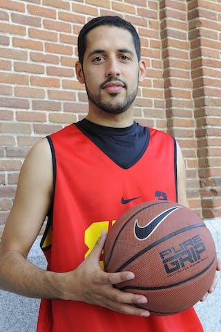 2012 FIBA 3x3 World Tour Madrid Masters. 08 September 2012