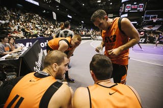 Team Novi Sad, FIBA 3x3 World Tour Final Tokyo 2014, 11-12 October.