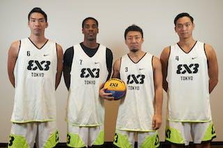 7 Daniel Bailey (JPN) - 6 Masahiro Komatsu (JPN) - 4 Tomoya Ochiai (JPN) - 3 Keita Suzuki (JPN)
