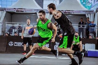 2 Aron Roijé (NED) - 7 Maksim Kovacevic (SRB)