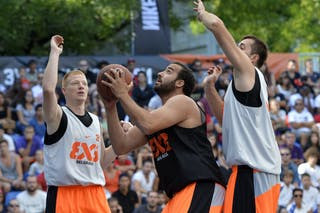 #6 Malaga (Spain) 2013 FIBA 3x3 World Tour Masters in Lausanne