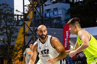 6 Ismael Sanchez Reina (ESP) - Malaga v Bandung, 2016 WT Utsunomiya, Pool, 30 July 2016