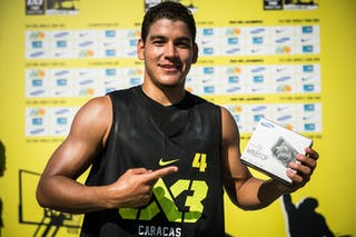 #4 Caracas (Venezuela) 2013 FIBA 3x3 World Tour Rio de Janeiro