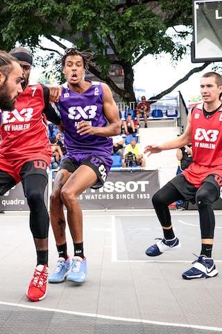 2 Kevin Yebo (GER) - 6 Joey King (USA) - 7 Marcel Esonwune (USA) - 4 Yassin Mahfouz (GER)