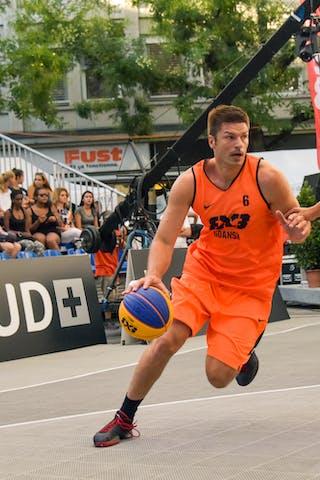 Utrecht v Gdansk, 2015 WT Lausanne, Pool, 28 August 2015