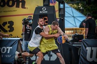 2 Dusan Bulut (SRB) - 1 Stanislav Sharov (RUS)
