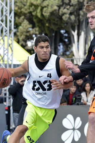 #4 Caracas (Venezuela) Brezovica (Slovenia) 2013 FIBA 3x3 World Tour final in Istanbul