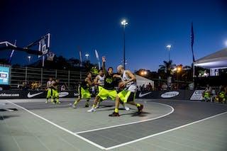 #5 Tigre (Argentina) Fortaleza (Brazile) 2013 FIBA 3x3 World Tour Rio de Janeiro