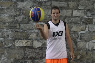 #5 Smaka Rok, Team, Ljubljana, FIBA 3x3 World Tour Lausanne 2014, 29-30 August.