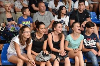 Amsterdam v Debrecen, 2016 WT Debrecen, Pool, 7 September 2016