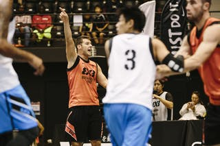 #7 Vlaicu Catalin, Team Bucharest, FIBA 3x3 World Tour Final Tokyo 2014, 11-12 October.