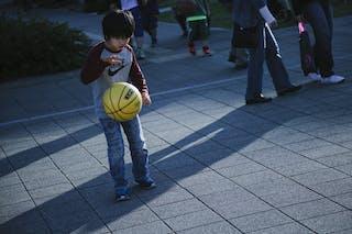 Entertainment, kid, FIBA 3x3 World Tour Final Tokyo 2014, 11-12 October.