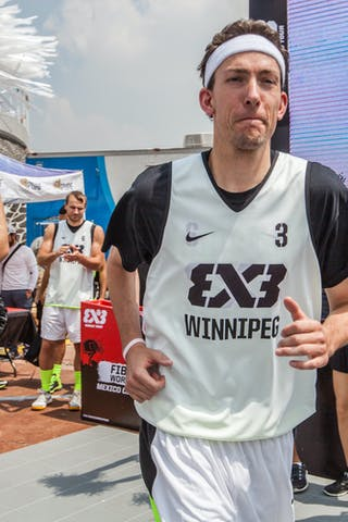 Winnipeg v San Juan, 2015 WT Mexico DF, Pool, 9 September 2015