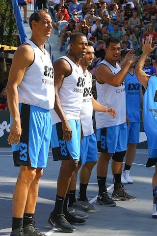 4 Damon Huffman (USA) - 6 Marcelão Silva (BRA) - 5 Carlos Silva Jr (BRA) - 4 Pietro De Andrade (BRA) - 3 Douglas Motta (BRA)
