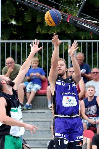 Quarter Final, Novi Sad - Humpolec Bernard