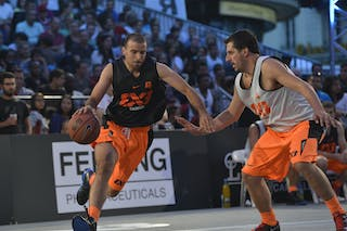 #4 Zagreb (Croatia) 2013 FIBA 3x3 World Tour Masters in Lausanne