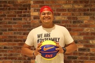 Nikoarsi Harkenijandra 3x3 FIBA World Tour 2014 Manila #Medan #Indonesia