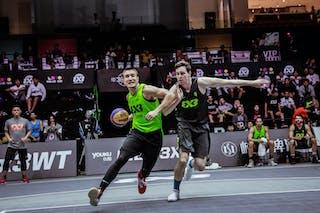 4 Matthew Van Tongeren (NED) - 3 Mihailo Vasic (SRB)