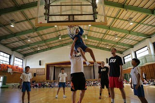 Team Novi Sad, FIBA 3x3 World Tour Tokyo Final 2014, 11-12 October.