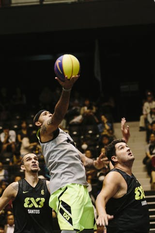 #6 Campbell Corey, Team Denver, FIBA 3x3 World Tour Final Tokyo 2014, 11-12 October.