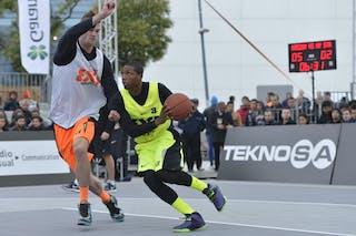#3 NY Staten (USA) Brezovica (Slovenia)  2013 FIBA 3x3 World Tour final in Istanbul