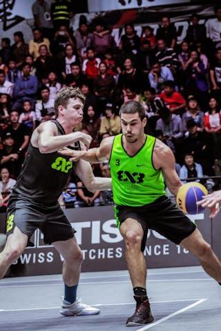 4 Matthew Van Tongeren (NED) - 7 Hieronymus Van Der List (NED) - 3 Mihailo Vasic (SRB)
