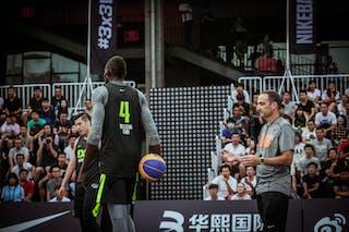 4 Ater James Majok (CHN) - St Petersburg v Beijing, 2016 WT Beijing, Pool, 17 September 2016