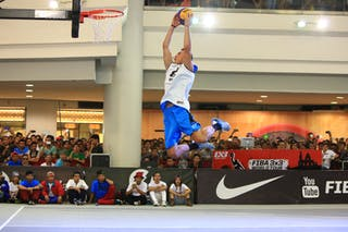 Omar El Ayoubi-Team Beirut-Smart Dunk Qualifier