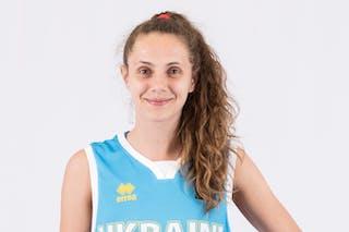 7 Nataliia Tsiubyk (UKR)