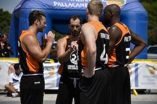 Lignano Challenger Game 17: Ljubljana vs Princeton