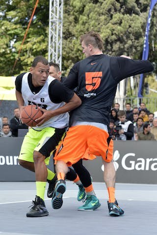 #6 Caracas (Venezuela) 2013 FIBA 3x3 World Tour final in Istanbul