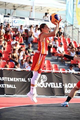 13 Sandra Ygueravide (ESP)