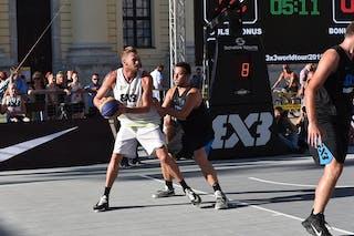3 Blaz Cresnar (SLO) - Ljubljana v Budapest, 2016 WT Debrecen, Pool, 7 September 2016