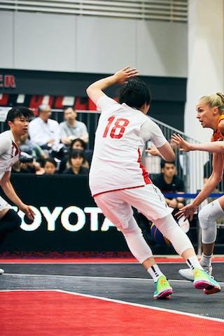 3 Loyce Bettonvil (NED) - Game3_Japan U23 vs Netherlands