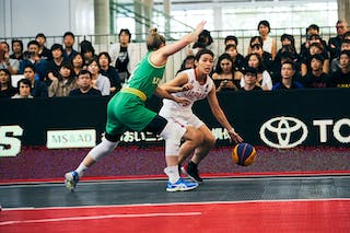 30 Mio Shinozaki (JPN) - Game1_Pool B_Japan vs Australia