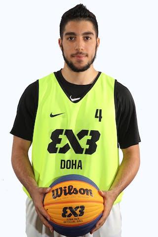 4 Moustafa Essam Fouda (QAT)