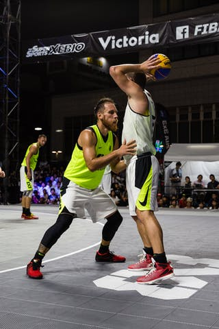 5 GašPer Ovnik (SLO) - Piran v Novi Sad Al Wahda, 2016 WT Utsunomiya, Final, 31 July 2016