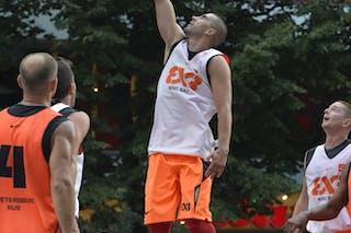 #3 Novi Sad (Serbia) 2013 FIBA 3x3 World Tour Masters in Prague