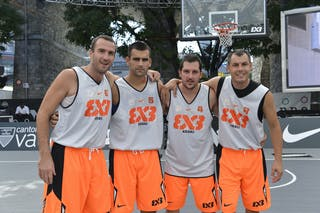 Kranj (Slovenia) 2013 FIBA 3x3 World Tour Masters in Lausanne