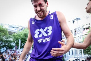 6 Thierry Marien (BEL)