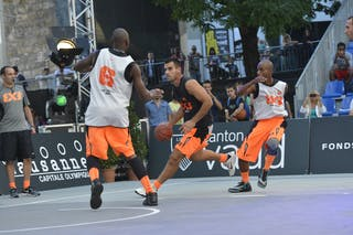 #5 Kranj (Slovenia) 2013 FIBA 3x3 World Tour Masters in Lausanne