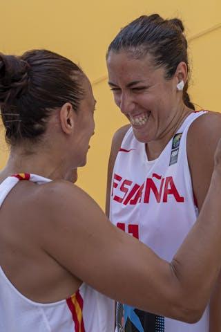 11 Vega Gimeno (ESP) - 1 Núria Martínez (ESP)