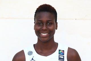 9 Alice Nayo (FRA)